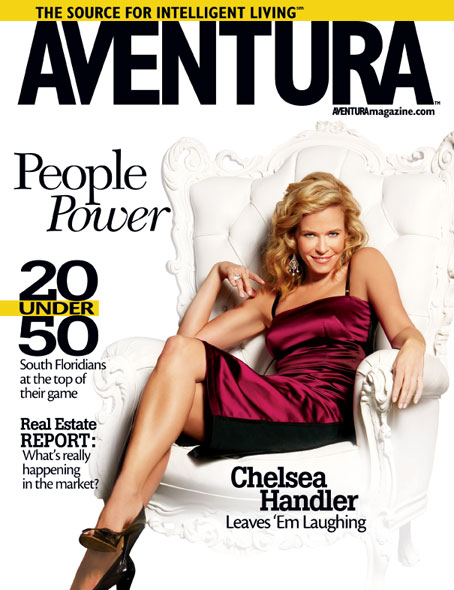 cover for Aventura Magazine